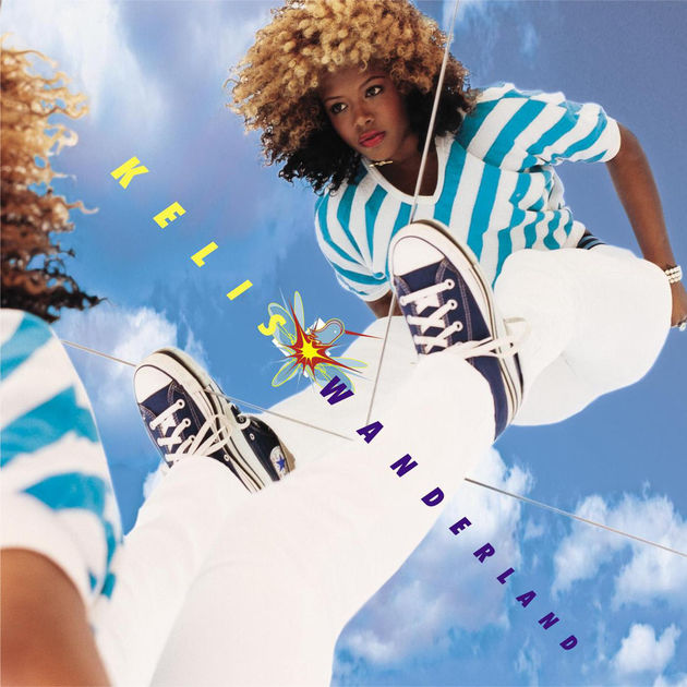 "Album artwork for Kelis' ""Wanderland"""