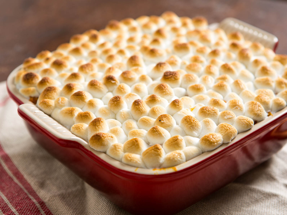 Mostly B's: Sweet Potato Casserole with Marshmallows - Your style is unconventional. Most people wouldn't think to pair the outfits you put together, but you do and somehow it just works! Everyone is amazed by your eye for style and ability to be adventurous while always staying on trend.
