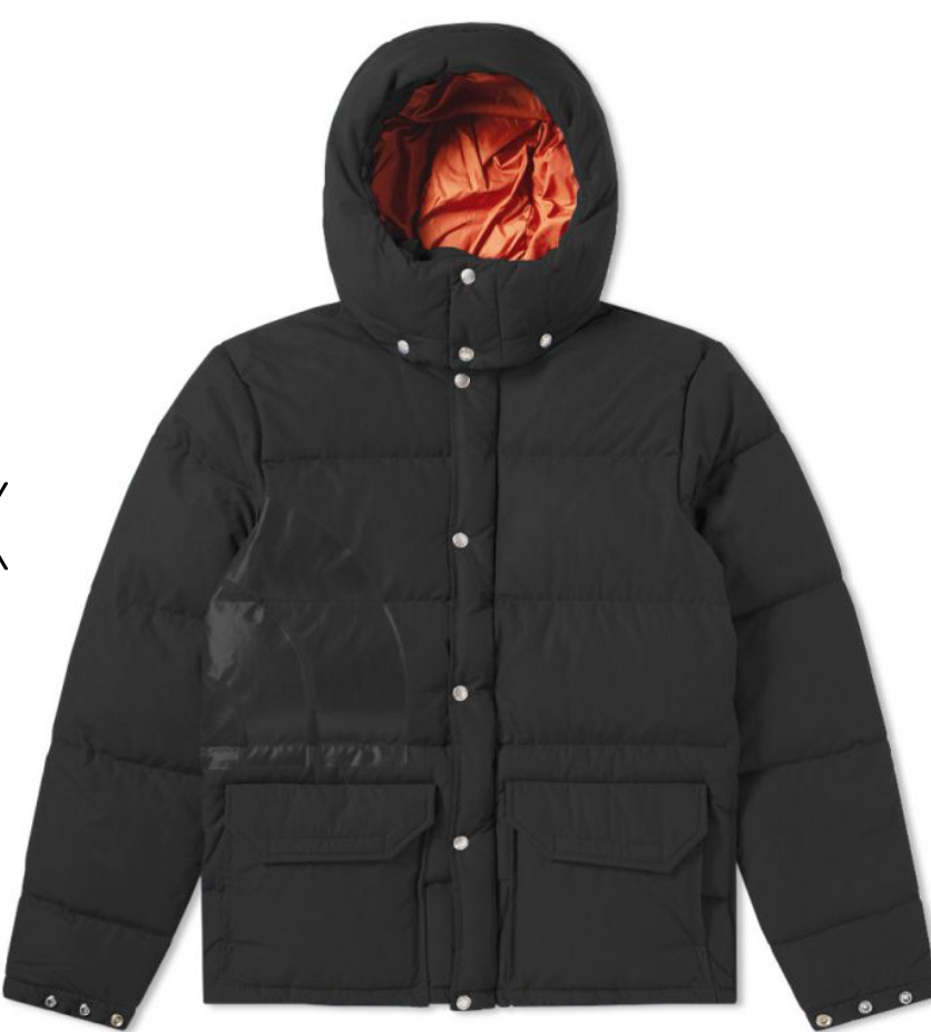 Brandon - Junya Watanbe Man X The North Face Down Jacket ($685) - For me, I'm concerned with practicality over style when it comes to winter coats. Yet, with this down jacket you get a good mix of both. With durable and highly technical fabrics, plus the stylish accents of the North Face logo, this jacket is functional and fashionable and would be a great addition to my rotation.