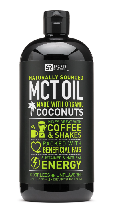 "MCT Oil - MCT Oil may sound intimidating, but do not let the name scare you. This medium-chain fatty acid is a perfect supplement to a smoothie because it contains essential fats that many do not get very often. As a college student, having a highly balanced meal is hard to come by.Adding MCT Oil to your smoothie gets you one step closer to ""peak"" nutrition. This ingredient also boosts energy and metabolism which is a definite win. Morning fuel has never tasted better."