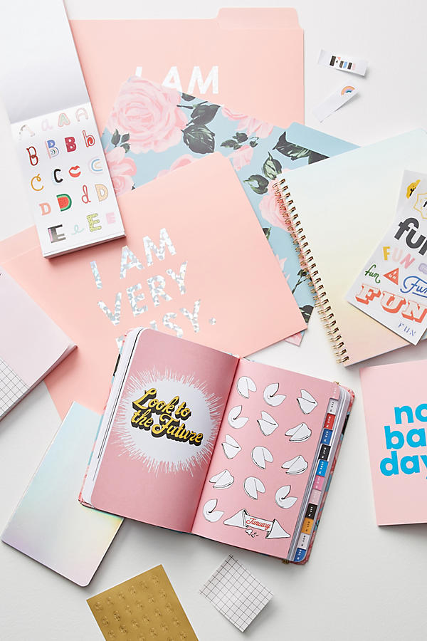 Stationary - Notebooks, pencils and planers, oh my. Stationary is the perfect gift for creative types because it gives them endless pages for doodles, ideas and everyday thoughts. It can also act as a subtle nod to become more organized, offering a great option for anyone.