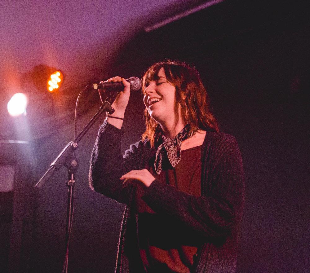 """Maggie Heath open with """"Eurus"""" from their Eurus Spring 2018 Tour."""