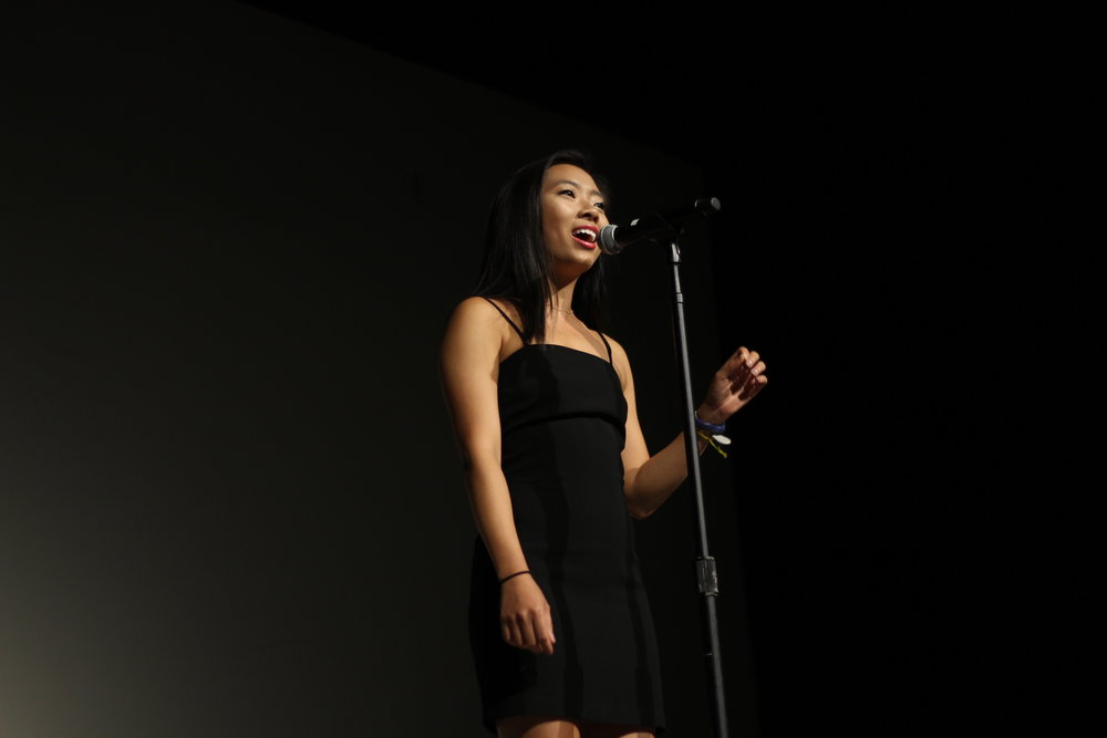 Paulina Kuo speaks about being a woman pursuing STEM.
