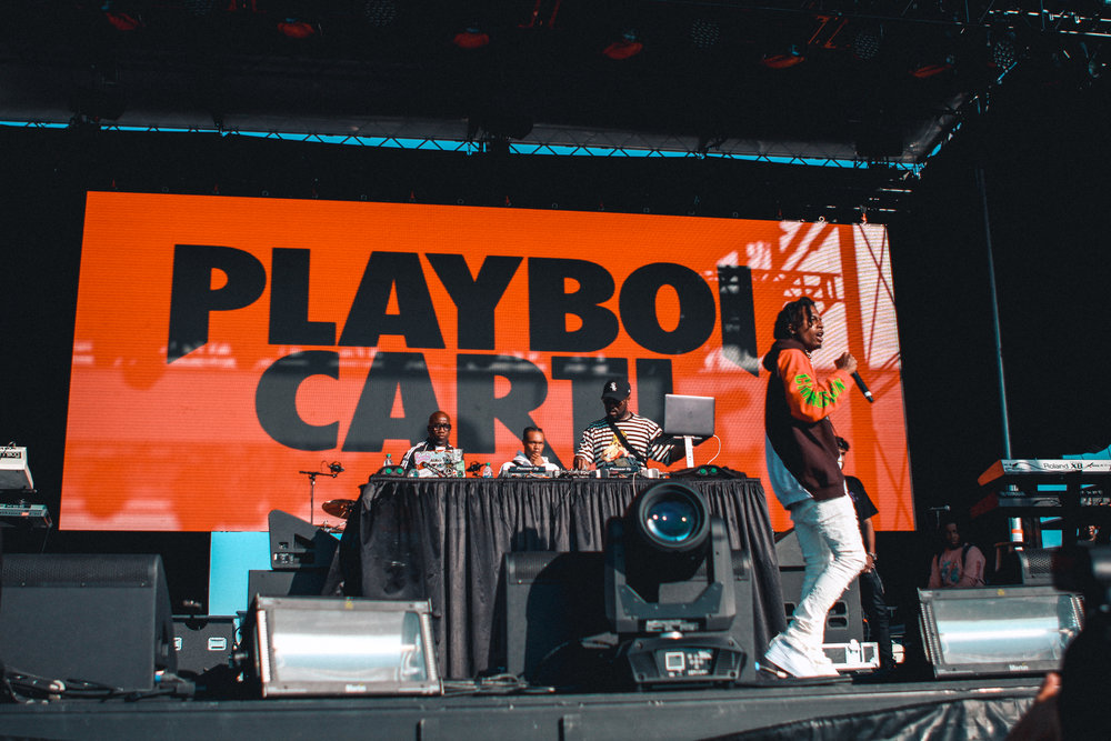 "Carti's music has been described as ""playful, hard-hitting and very melodic""."