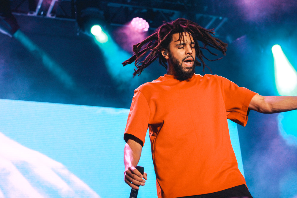 J. Cole's new album KOD focuses on social issues regarding race, the government and injustice in American society.
