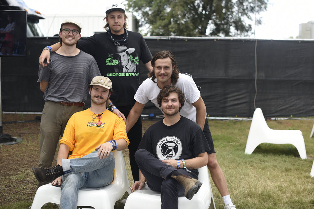 Duncan Fellows played the Tito's stage at ACL Weekend Two.