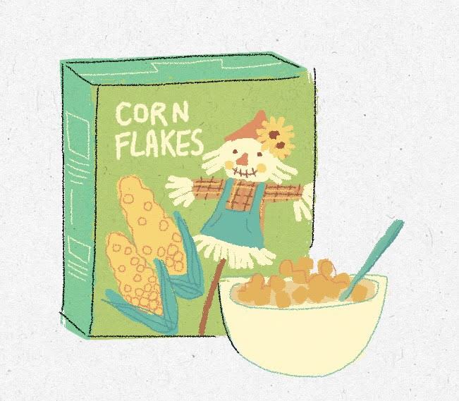 Corn Cereal - Corn is a pretty uncommon allergen. Corn cereal such as Trix, POPS, and Corn Chex are among the few you can mix and match to make something new. You can put these in a baggy along with wheat-free, gluten-free pretzels and make a trail mix!