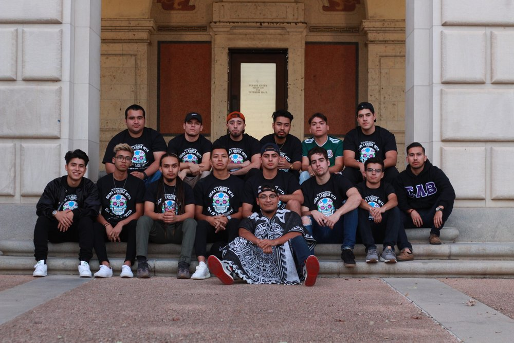 Men of Sigma Lamba Beta, also known as the Texas Powerhouse, cross cultural barriers and redefine what it means to be Latinx.