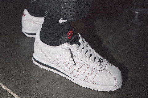 "- Along with the release of Kendrick Lamar's 2017 album ""DAMN."" came a sneaker collaboration. In August 2017, it was revealed that Kendrick Lamar had signed a Nike deal, and it didn't take long for them to bless us with a Kung Fu Kenny inspired sneaker. In January 2018, Kendrick introduced the shoes on Instagram and Nike dropped the 'Cortez Kenny 1' three weeks later. DAMN, indeed."