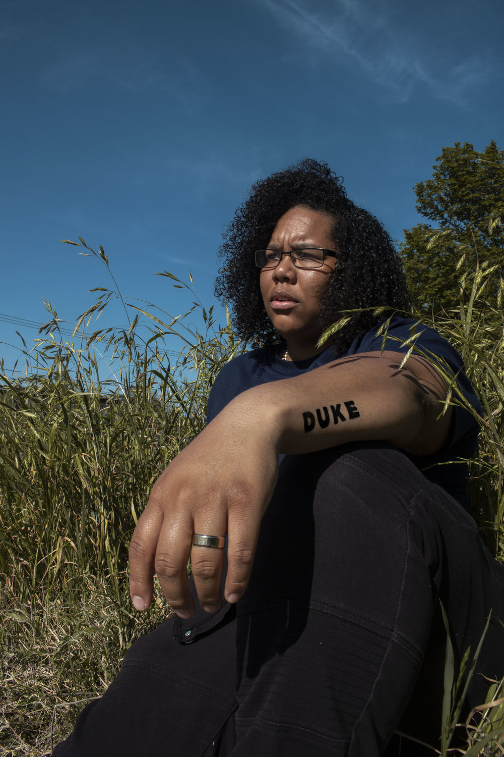 Mama Duke is a female rapper who is setting the Austin music scene on fire with her captivating energy, sick bars and melodies.