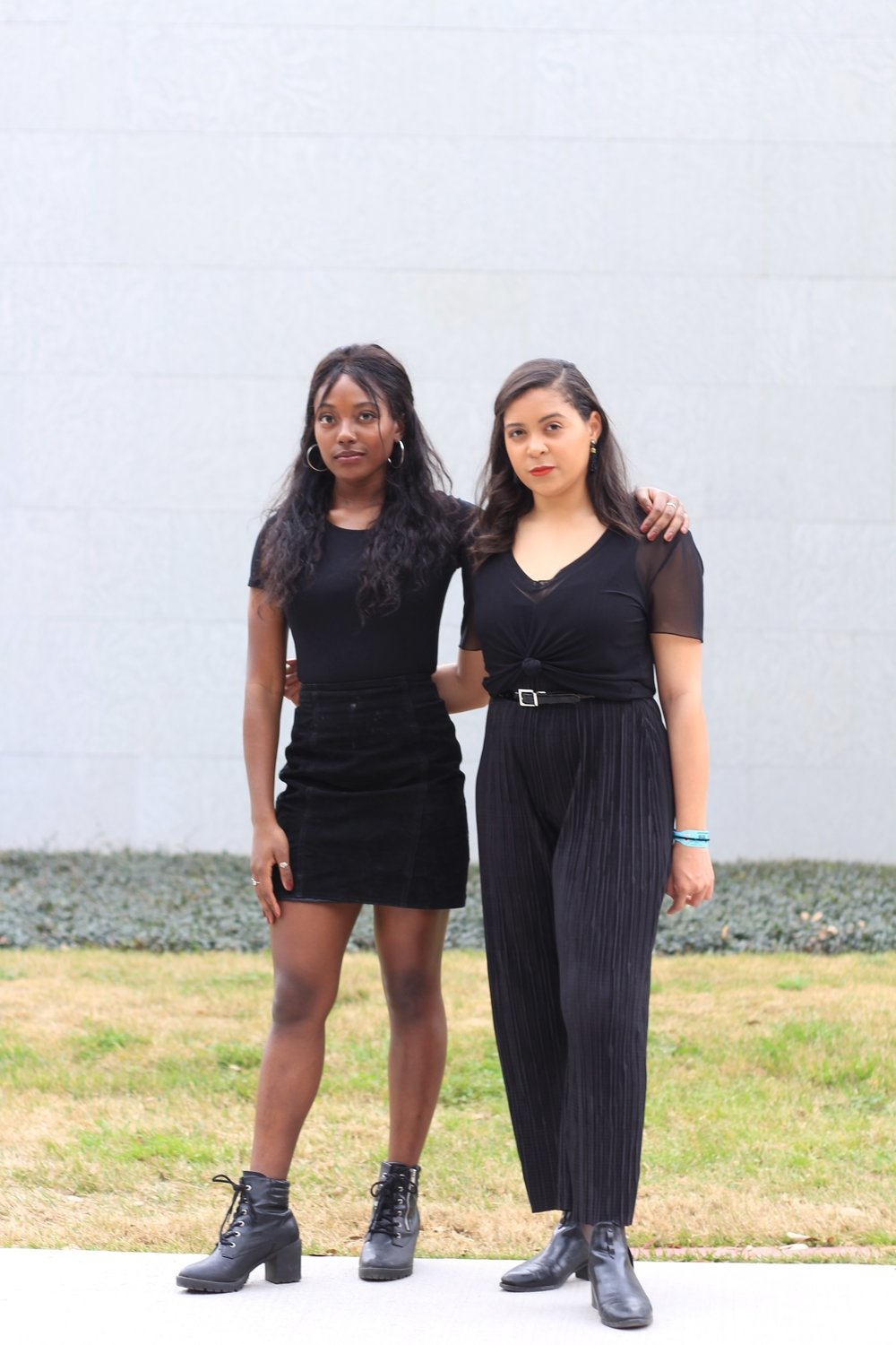 Jordan Auzenne and Eboni Ellinger, women producer and director duo, redefine the standards of creating a film that fits within society's expectations. The two girls work attentively actively paying attention to detail and fill the movie with symbolism.