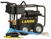 Gasoline-Powered/Cold-Water Pressure Washer