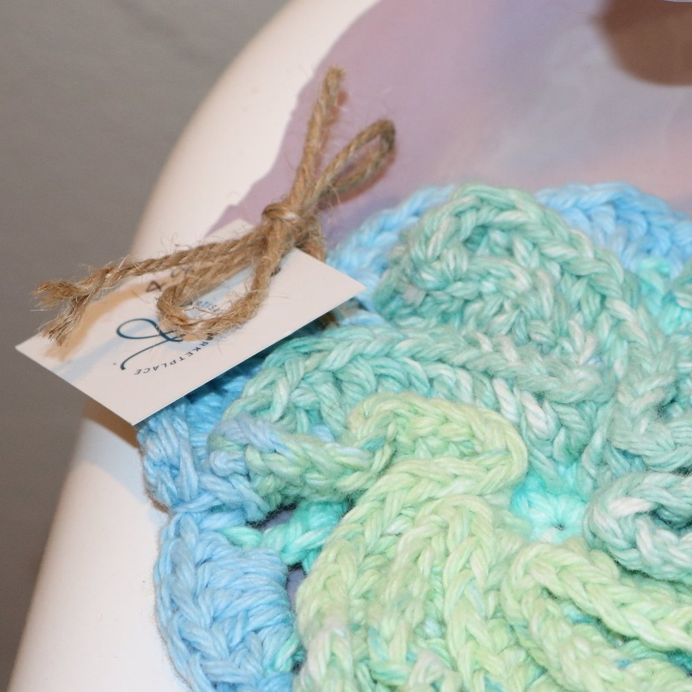 Knit/Crochet Washrag