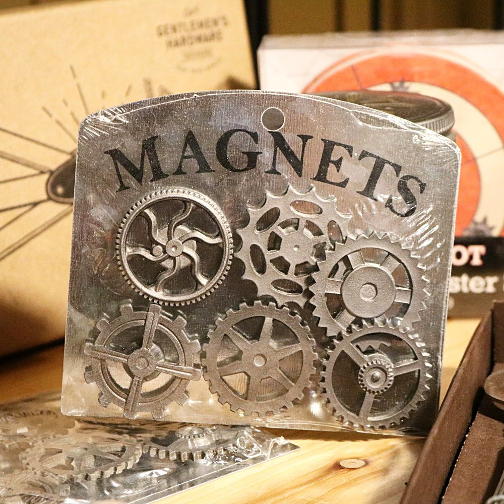 Gear Magnets