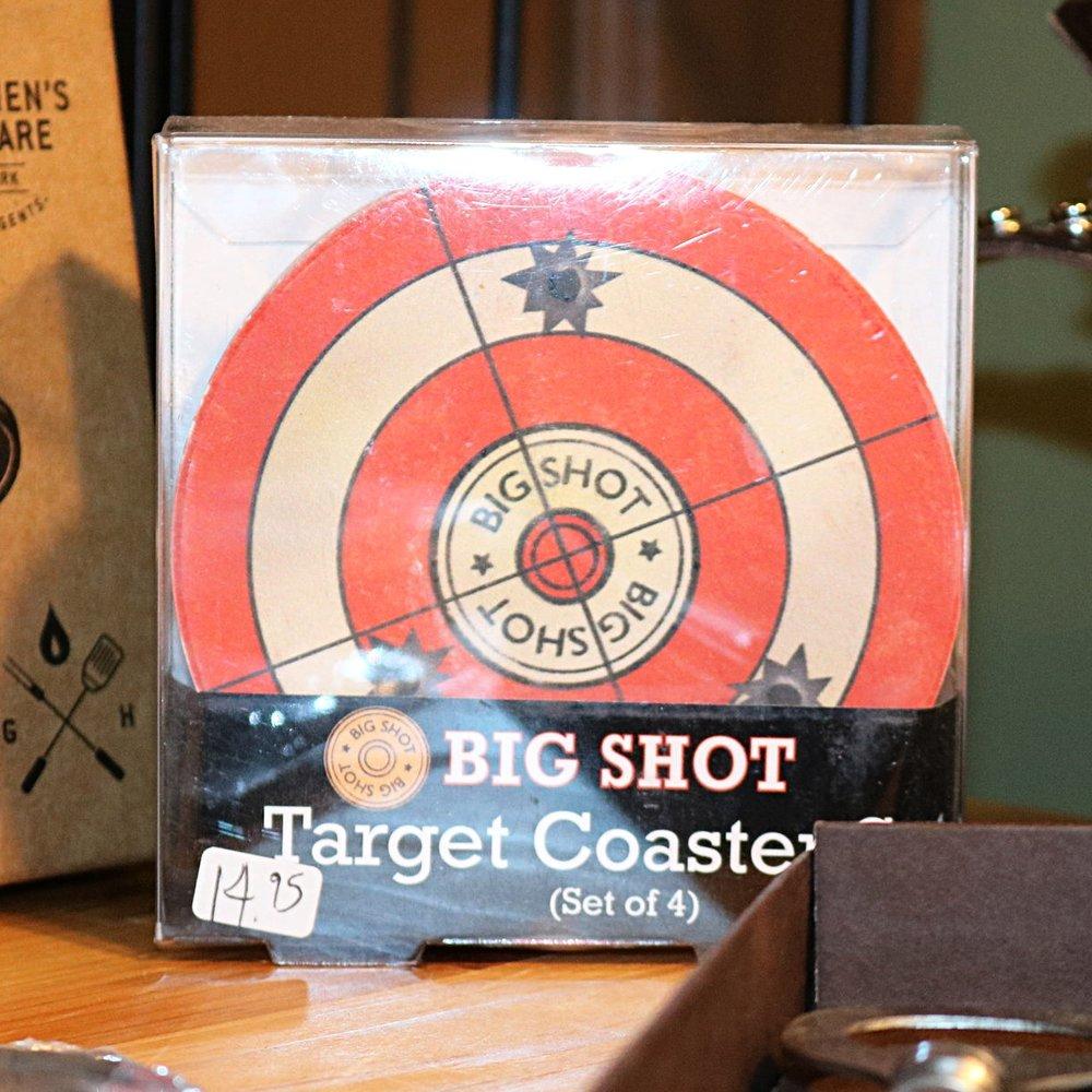 Target Coasters