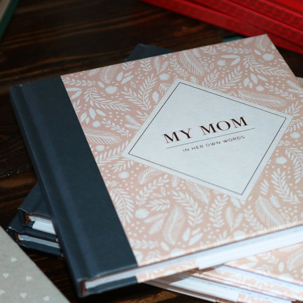 Memory Books for Parents