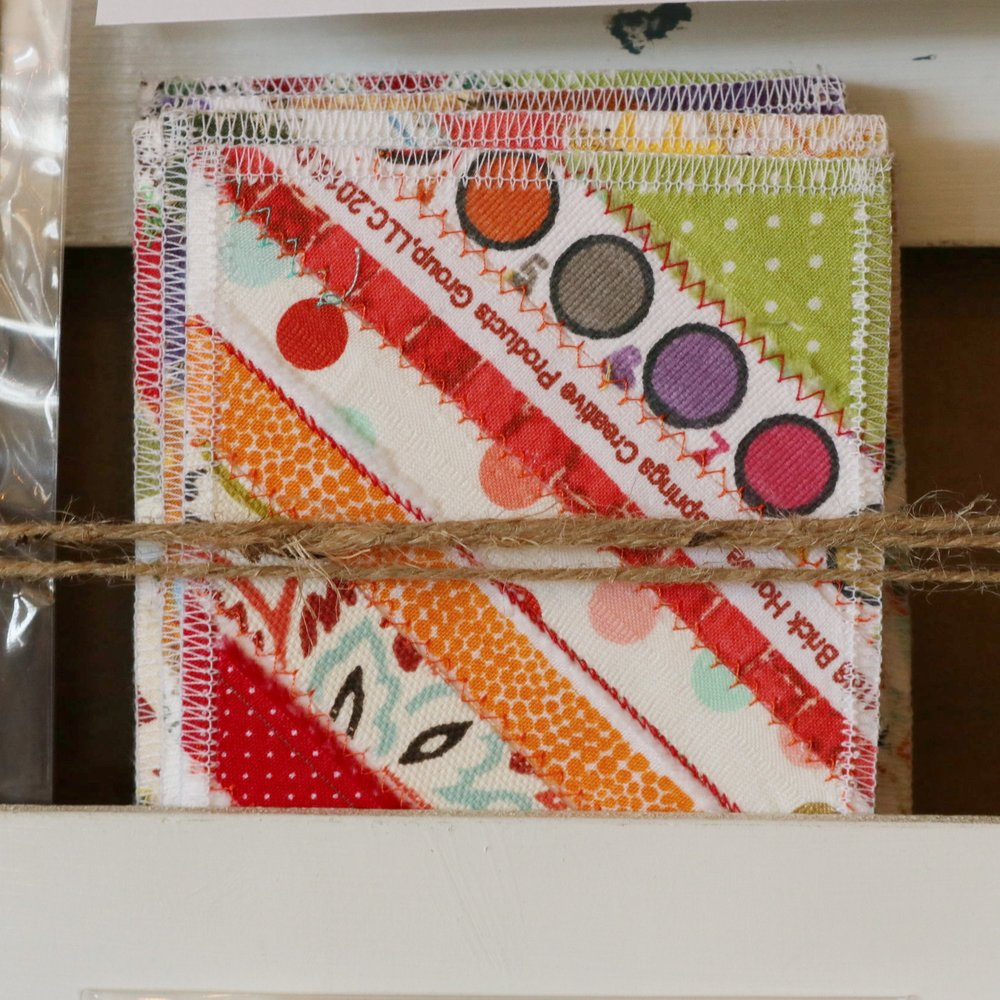 Postcards with Selvage Backing