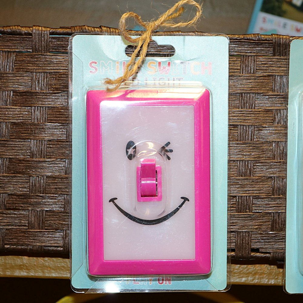 SMILE Switch LED Lights