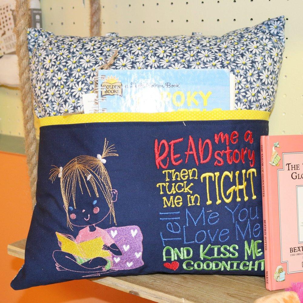 Reader Pillows