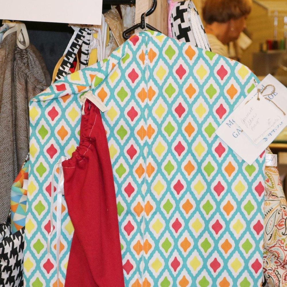 Garment & Shoe Bag Sets  (customizable)