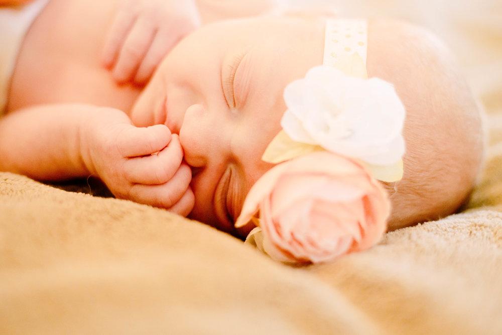Arizona Lifestyle Newborn Photographer