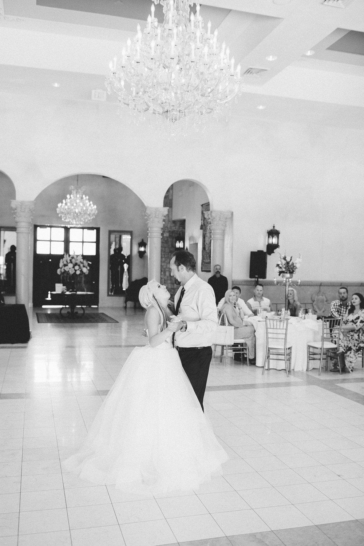 Father Daughter Dance- Arizona Wedding Photographer