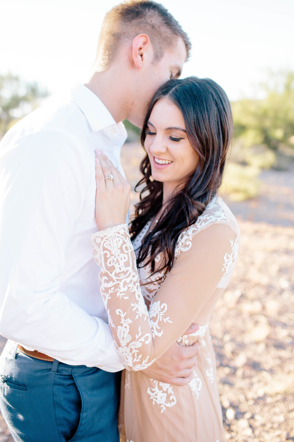 Arizona Engagement Session