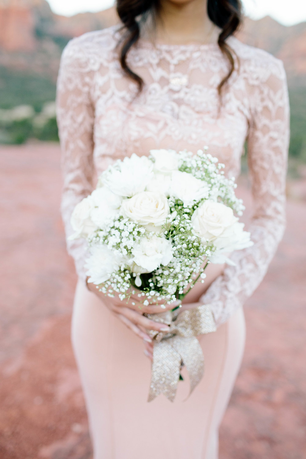 Sedona Elopement at Bell Rock DIY Bouquet