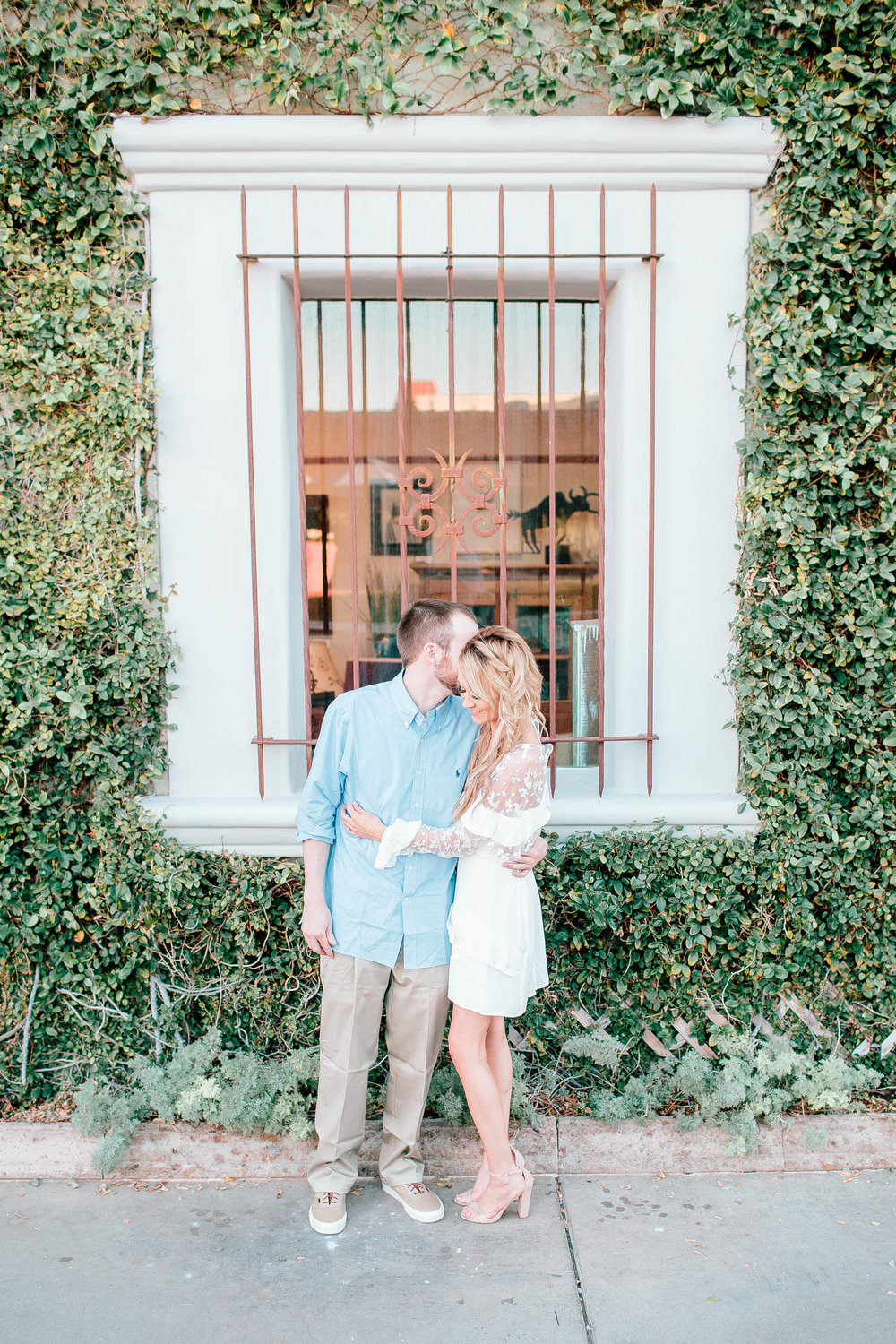 Old Town Scottsdale Engagement Session- Arizona Wedding Photographer