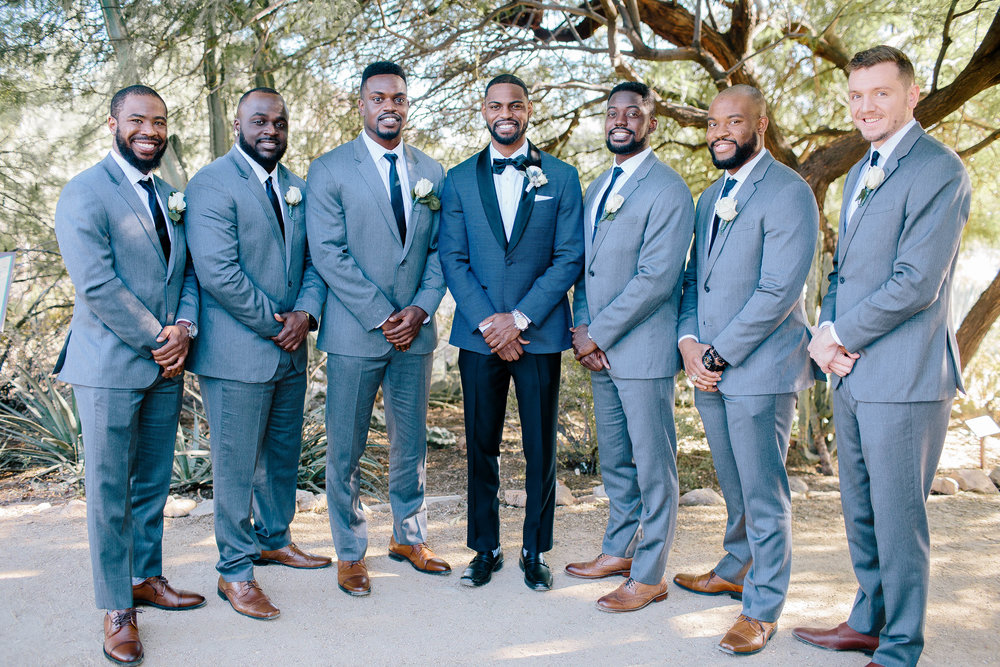 Groomsmen-Arizona Wedding Photographer