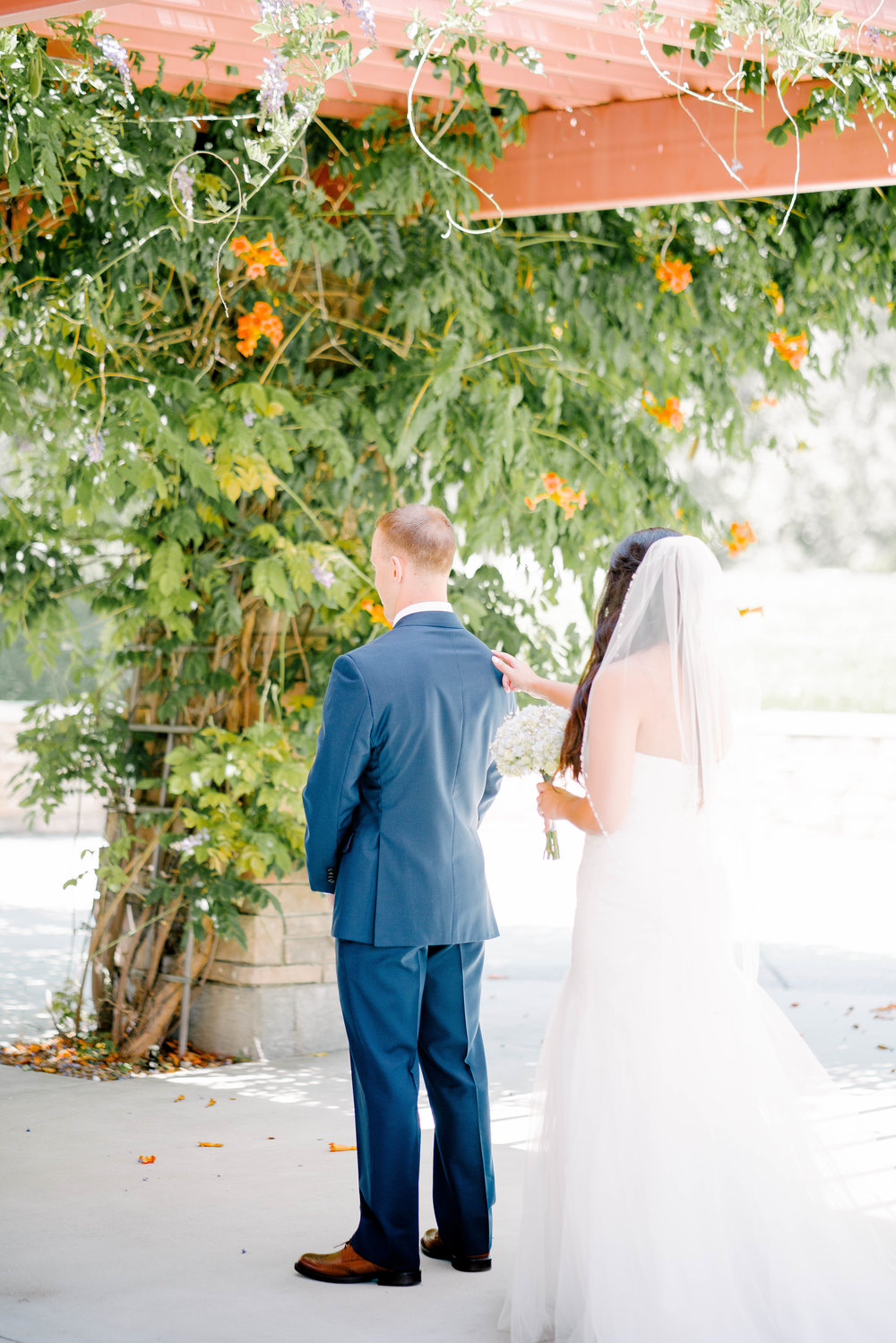 Boise Wedding-Boise Wedding Photographer-Barber Park Wedding-First Look-First Look Ideas-Wedding Ideas-Wedding Photo Ideas