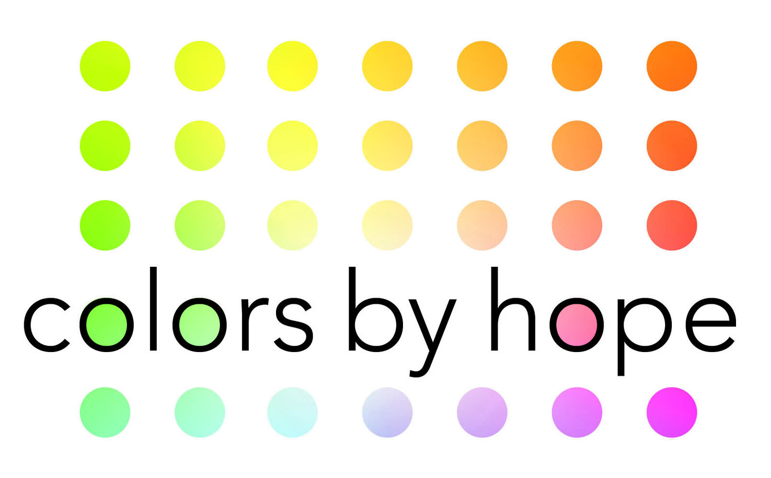 Colors by Hope