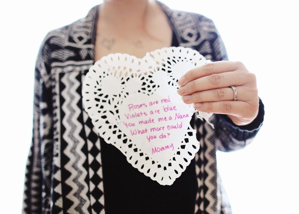 Valentines Day & Grief // angiewarren.com