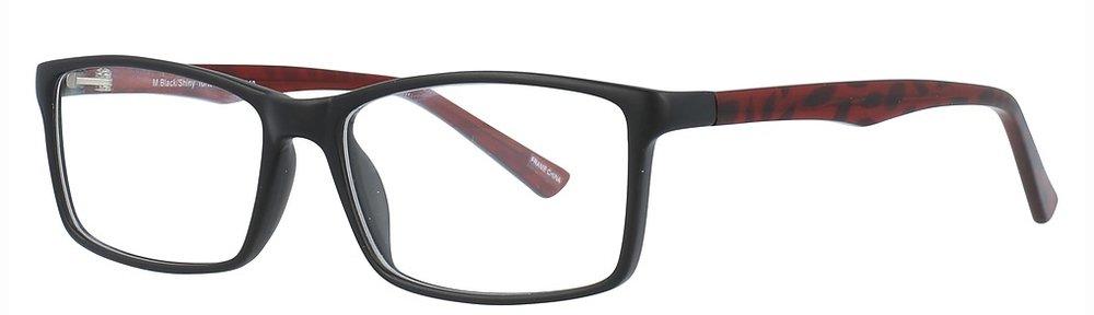 VP302:  52-15-140 Available in Black/Tortoise, Blue /Black, Purple/Black, or Tortoise/Black