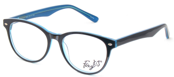 Lucy:  52-17-142 Available in Blue or Tortoise