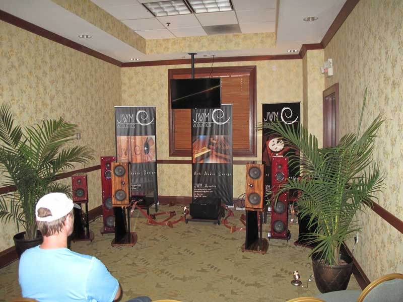 JWM Acoustics Loudspeakers