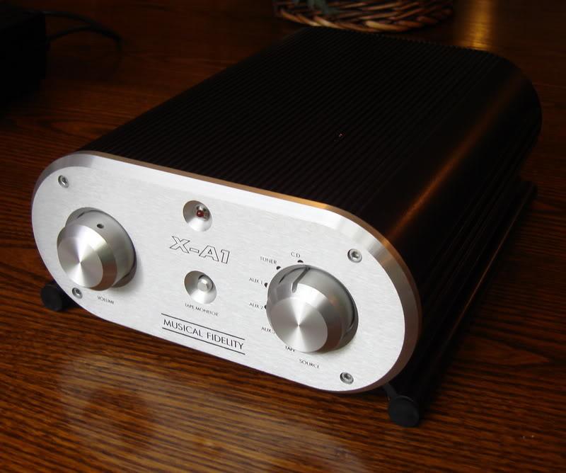 Musical Fidelity X-A1