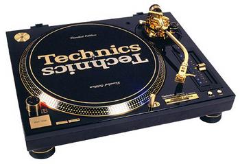 Technics-SL1200-gld