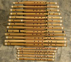 diatonic flutes