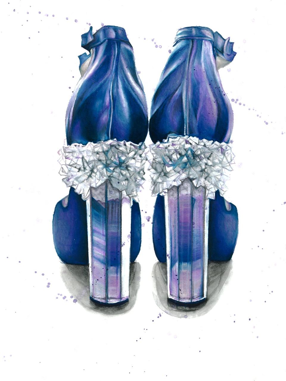 Walking on Crystals I