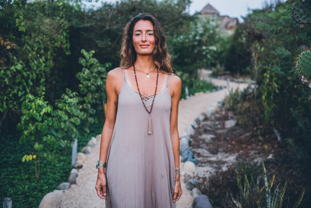 Lauren Lee | International Yoga Teacher -