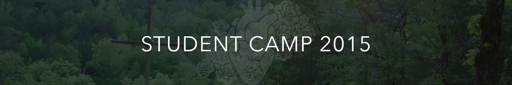 JULY 6-11 CAMP ORR, ARKANSAS  Concerned about camp? Check out our Camp Myths Video   HERE  !   Sign ups close on June 28th!     CAMP 2015 will be going to Camp Orr in the Ozark Mountains in Arkansas on July 6th-July 11th. This year's camp price will be $200 and we will be focusing on Love and what Love is. The students will leave the church on the 6th at 7 AM and will return between 8 and 10 PM on the 11th. Only one bag is permitted, so pack wisely! A packing list will be provided at the pre-camp meeting once we near the time of camp. Students are allowed to bring cell phones but be aware that there is zero cell service at the camp site. We encourage you to invite your friends to join us as we go on a great adventure that you will not forget and focus on all the Lord has planned for the students of Ovilla Road. If you decide to pay by check or cash please be sure to turn your money into the Church Office.   Register Here!