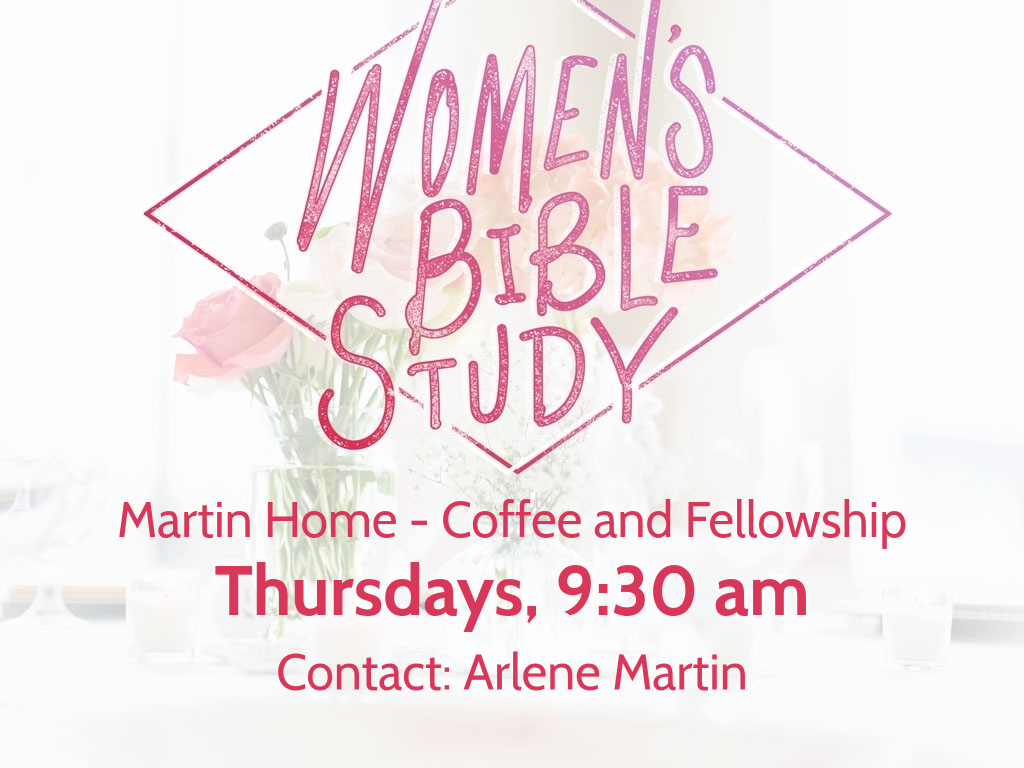Women's Bible Study — Warrenville Bible Chapel