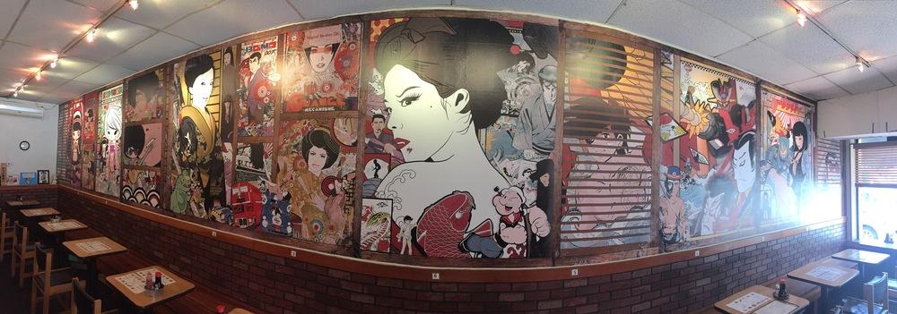 Sean Danconia Art_Little Tokyo_Mr Ramen