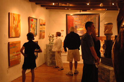 Group Exhibition, Spring Awakenings, ArtCurated Gallery, Santa Fe, New Mexico