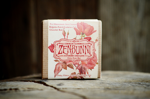 Valentines Day Chocolate With Zen Bunni Super Food Super Life