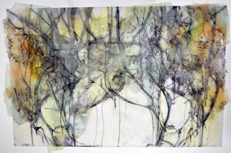 Noelle Allen new work / Contribution to GRAFT from Claire Ashley, Karen Azarnia, Aimee Beaubien, Erin Minckley Chlagmo, Anne Harris, Allison Reimus, Melody Saraniti, Tess Farris and Christine Remy