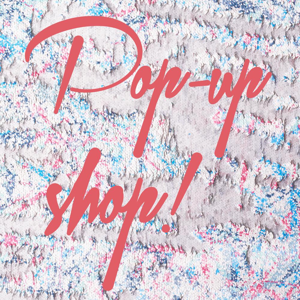 03 - 10 -2015Check out our LA pop-up shop!
