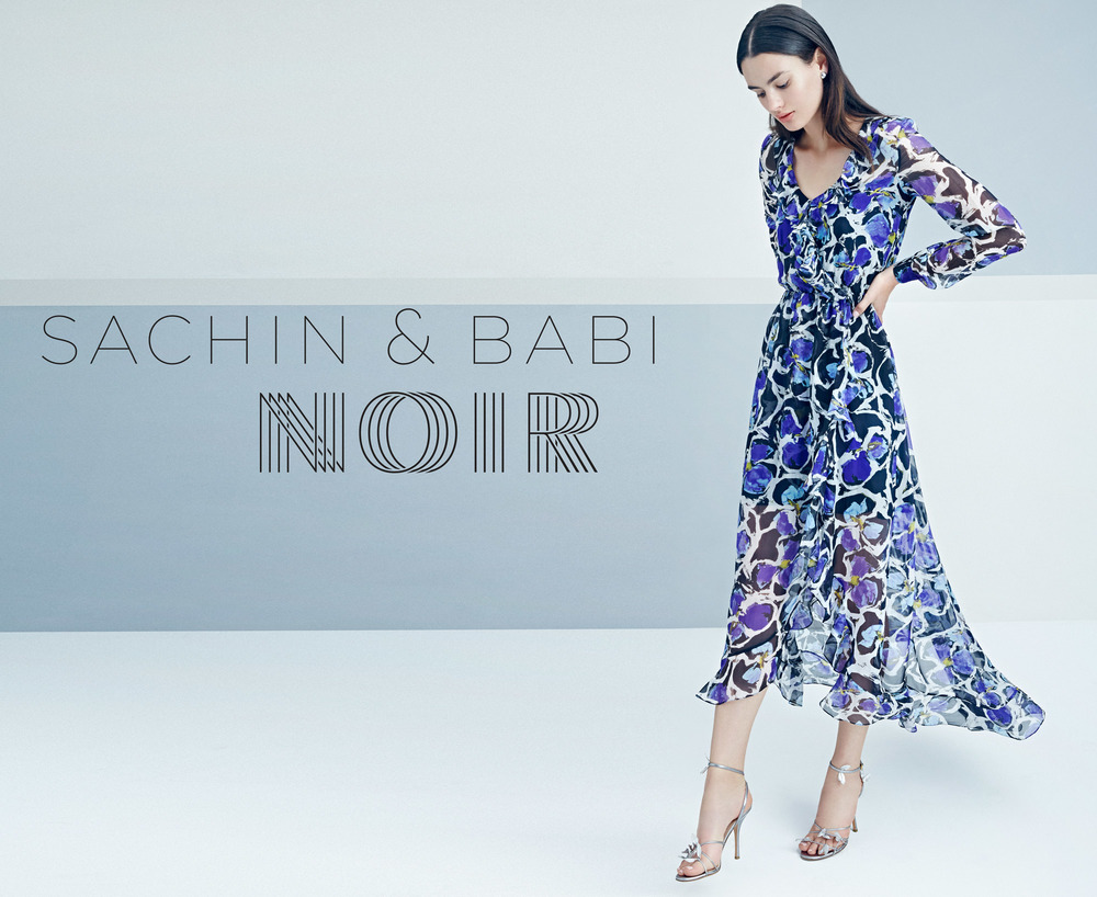 Sachin & Babi Noir Holiday / Resort 2016