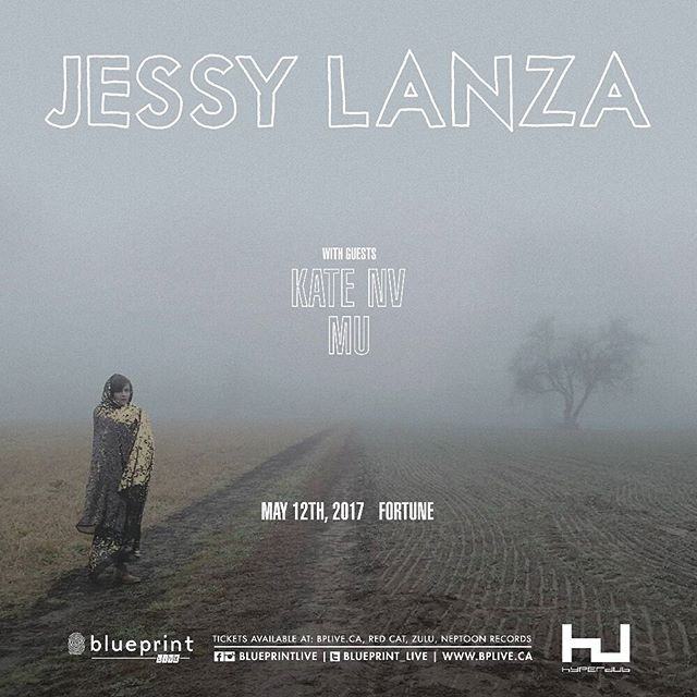 If you cant catch us at @upstreammusicfest in Seattle on Saturday, don't sleep on this @jessy.lanza on Friday! #fuckdiamond We got alllll the guestlist, DM us so we can squeeze you!
